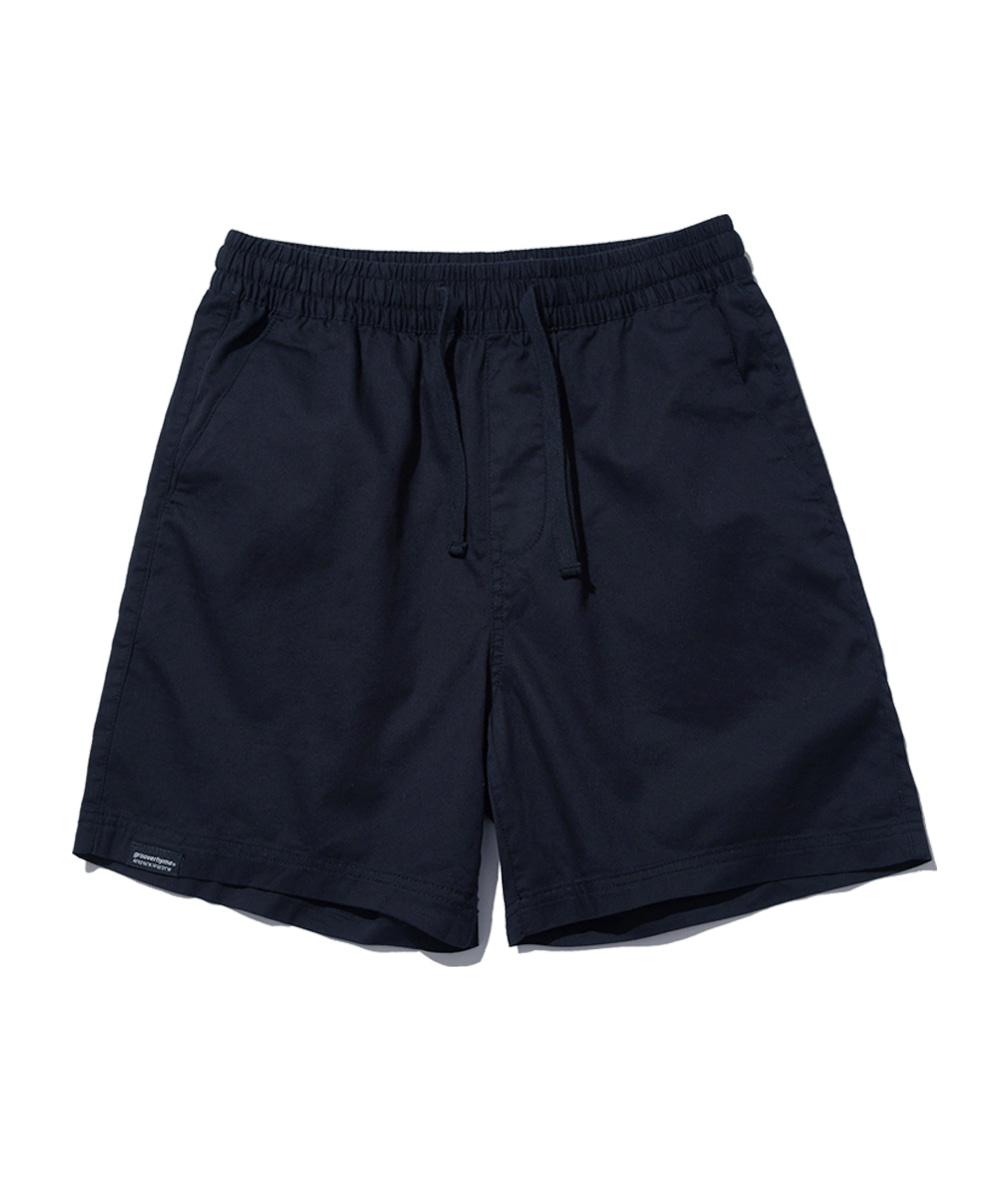 BASIC HALF PANTS (NAVY) [GSP821I23NA]