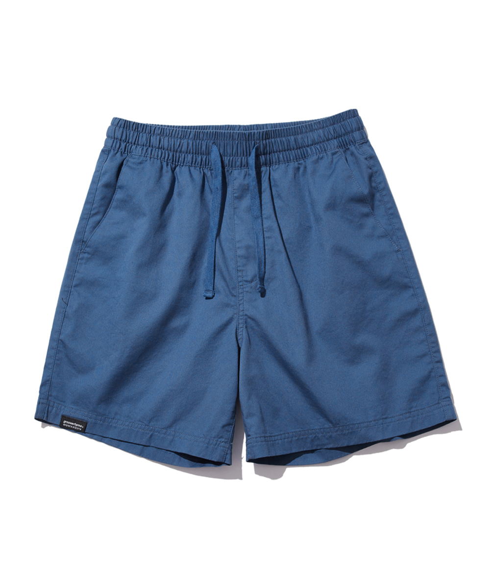 BASIC HALF PANTS (BLUE) [GSP821I23BL]
