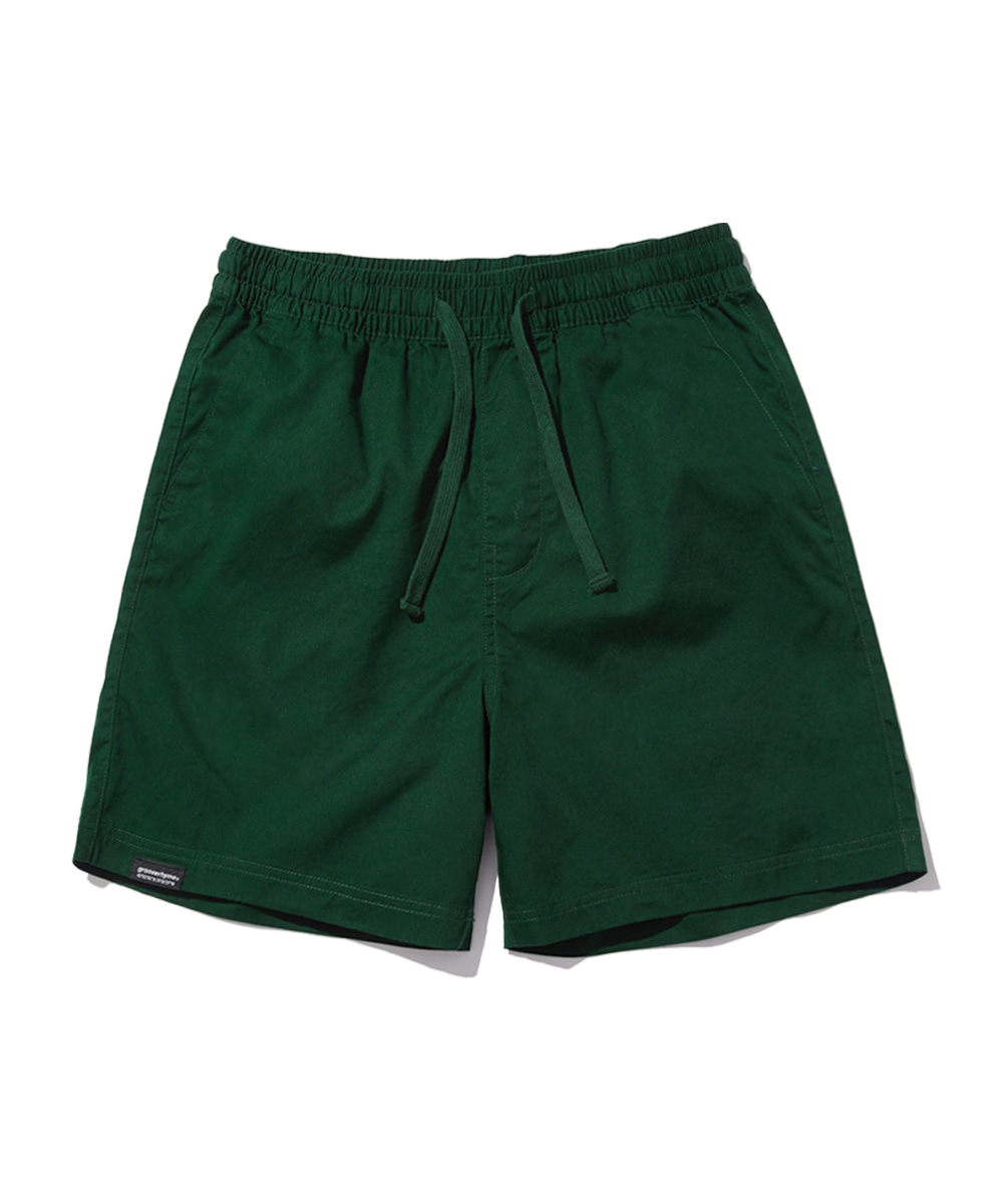 BASIC HALF PANTS (FOREST) [GSP821I23FO]