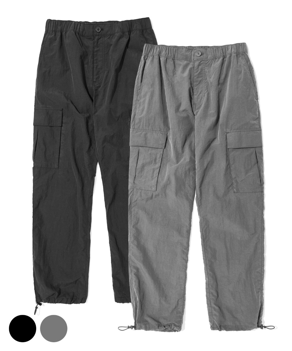NYLON TASLAN PANTS (2color) [LROFCPJ753M]