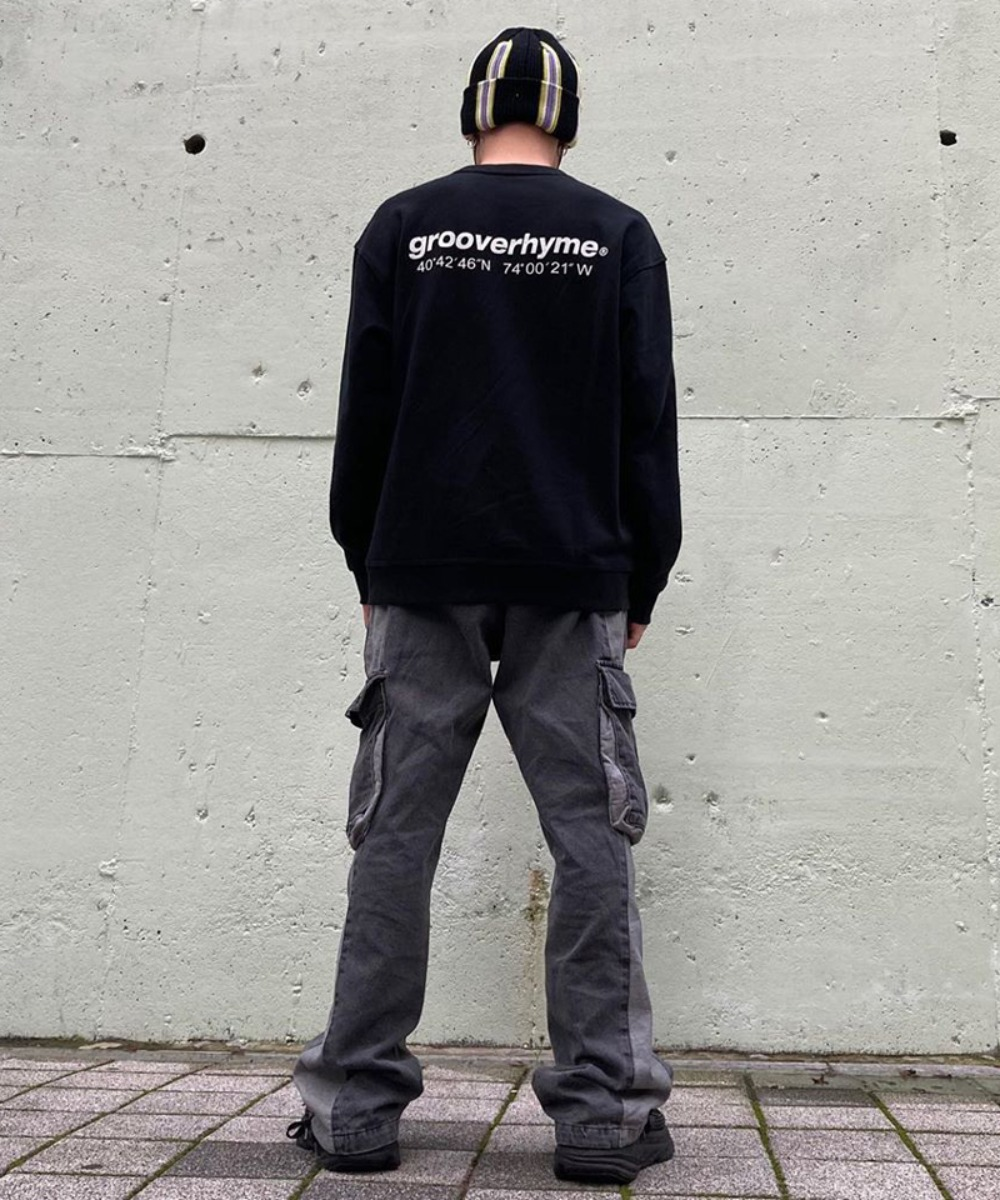 NYC Location Sweat Shirts (Black)