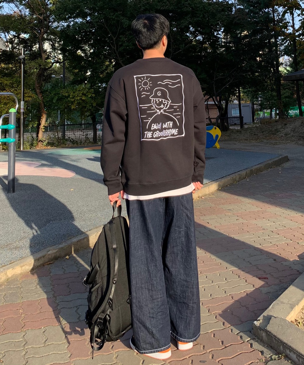 9th Anniversary - Untact Traveling Sweat Shirts